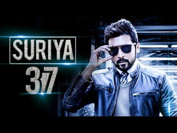 Surya 37 Title announcement on New Years! Twitter poll favours Uyirka!