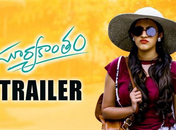 Suryakantam Trailer ft. Niharika, Rahul Vijay