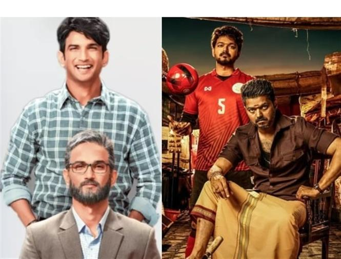 Sushant Singh Rajput inspired Vijay's double role in Bigil!