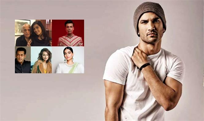 Sushant Singh Rajput's Death Continues to Rattle Bollywood!