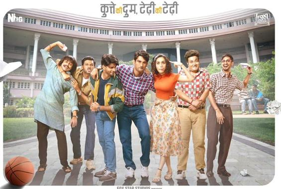 Sushant Singh, Shraddha Kapoor starrer Chhichhore gets a new poster