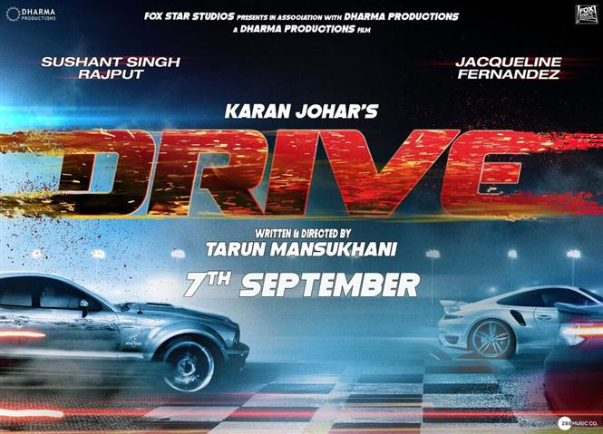 Sushanth, Jacqueline starrer Drive gets a new release date