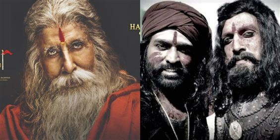 Sye Raa Narashimha Reddy: First Look of Amitabh Bachchan, Vijay Sethupathi & Kiccha Sudeep