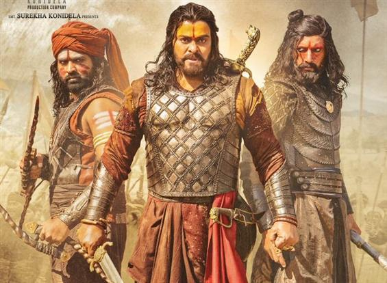 Sye Raa Trailer: Chiranjeevi stuns with his powerf...