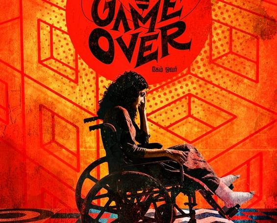 Taapsee in Vikram Vedha producers' Game Over!