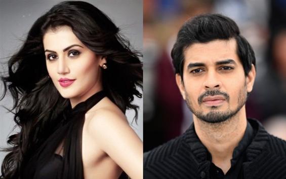 Taapsee Pannu, Tahir Raj Bhasin to star in 'Run Lo...