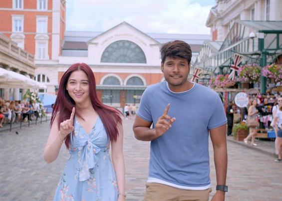 Tamannaah and  Sundeep Kishan starrer titled Next ...
