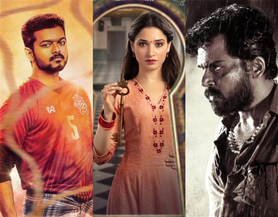 Tamannaah to take on Vijay & Karthi this Diwali!