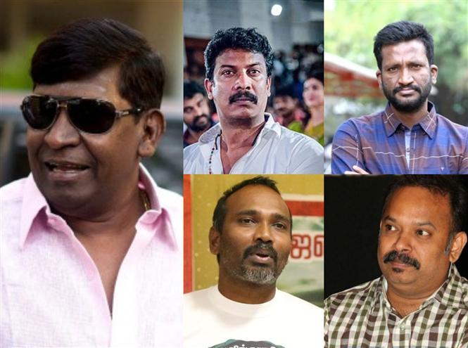 Tamil film directors condemn Vadivelu for his interview about Chimbu Devan, Shankar!