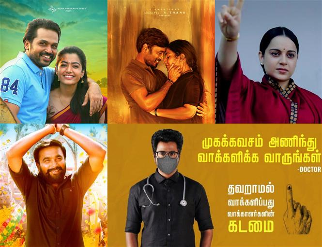 Tamil Movie Releases in Summer 2021