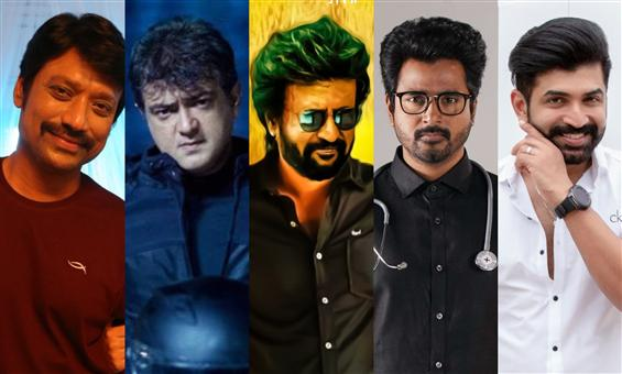 Tamil movie updates line-up for Vinayagar Chaturthi Week!