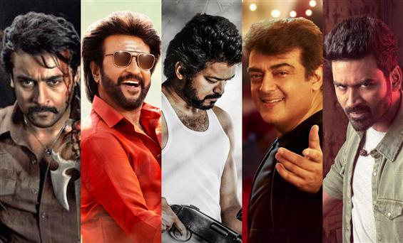 Tamil movie updates line-up in October 2021