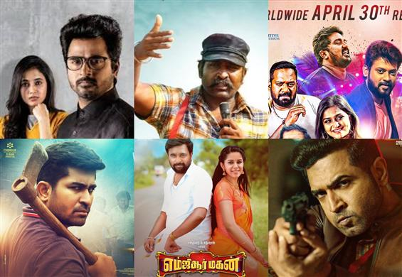 Tamil movies face indefinite postponement due to COVID19 second wave!
