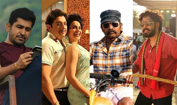 Tamil Movies line-up for Vinayagar Chaturthi release in theaters!