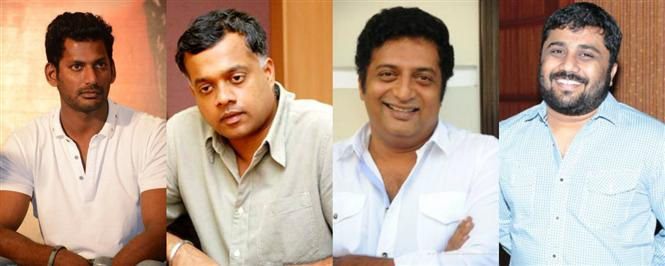 Tamil Nadu Film Producers Council Election, 2017 - Complete Winners List