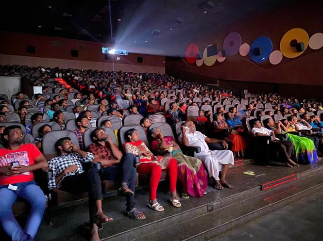 Tamil Nadu Govt allows back 100% Occupancy in Movie Theaters!
