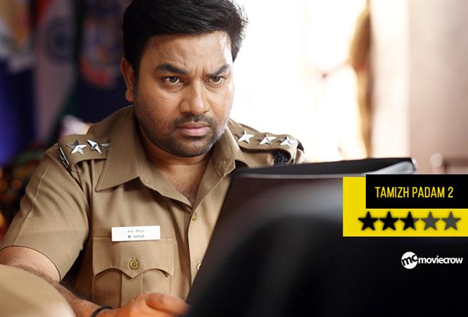 Tamil Padam 2 Review - Quite long but intermittent laughs ensure a safe landing!!!