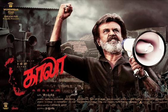 Tamil, Telugu & Malayalam versions of Kaala to rel...