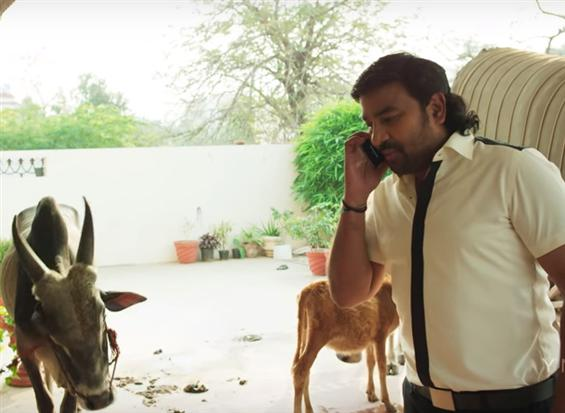 Tamizh Padam 2 Sneak Peak scene deleted from movie due to technical reasons