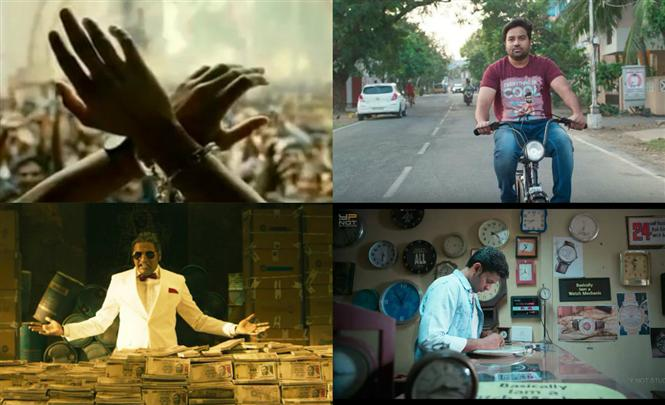 Tamizh Padam 2 Teaser spoofs over 15 celebrities and here's a breakdown!