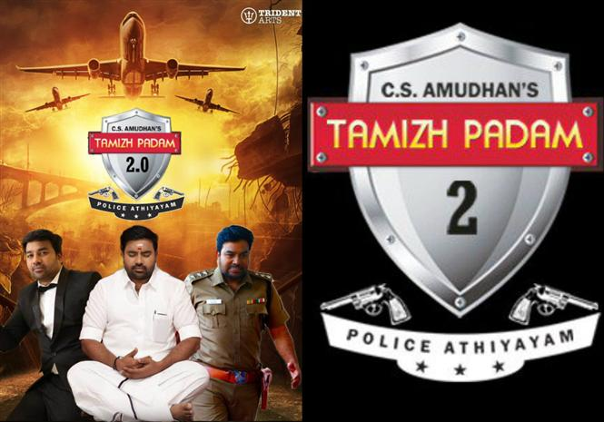 Tamizh Padam 2 0 Becomes Tamizh Padam 2 And Producers Explain Why