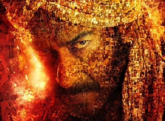Tanhaji - The Unsung Warrior New Poster celebrates Ajay Devgn's 100 films journey