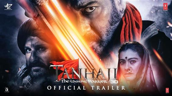 Tanhaji: The Unsung Warrior Second Trailer