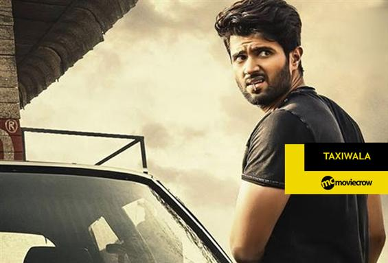 Taxiwala Review - A Whacky Ride without a Clear De...