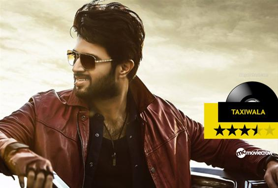 Taxiwala Songs - Music Review