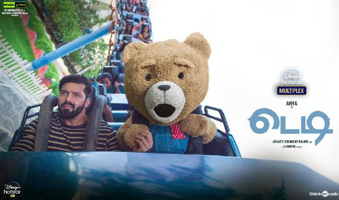 Teddy Review - A not bad entertainer that works as an undemanding watch!
