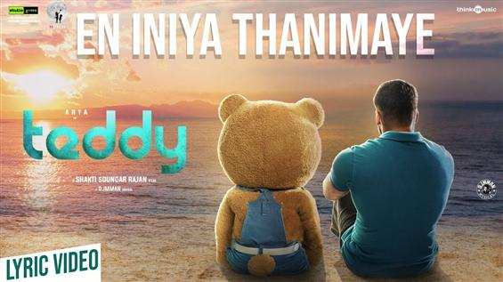 Teddy Single Song - En Iniya Thanimaye Song