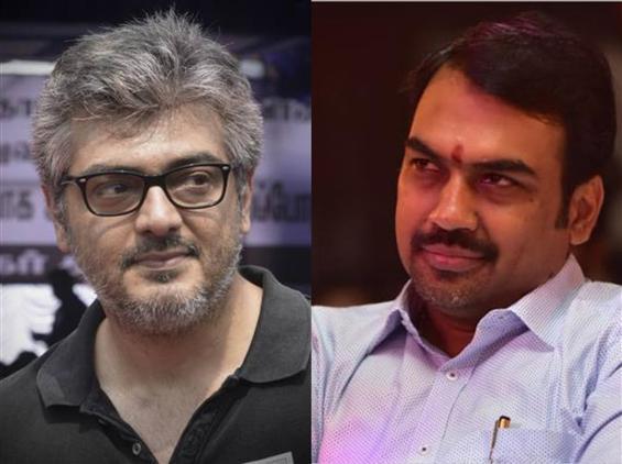 Thala 59: Rangaraj Pandey to oppose Ajith in Pink Remake!