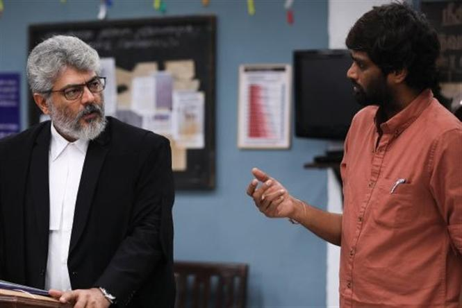 Thala 60 will be a huge project, reveals director H. Vinoth!