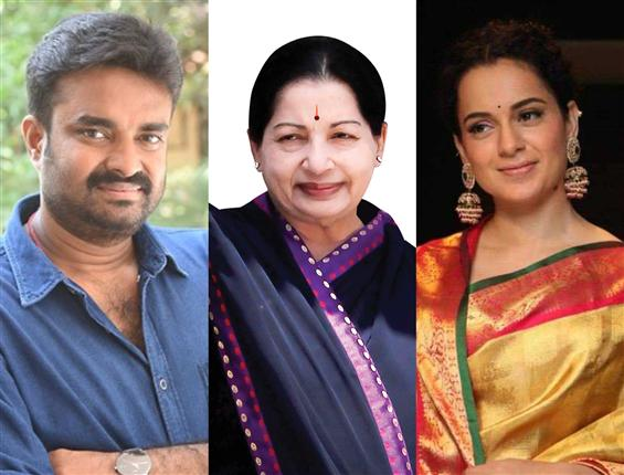 Thalaivi: Shooting Plans for A.L. Vijay, Kangana R...