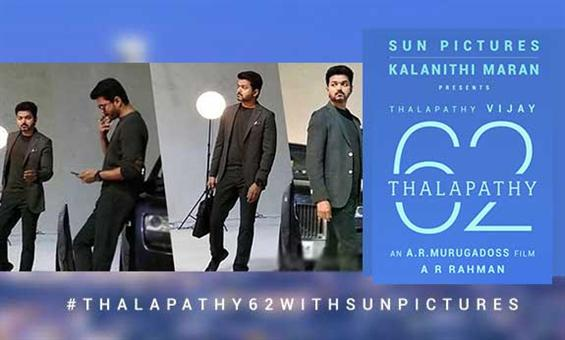 Thalapathy 62 First Look & Title to be revealed on...