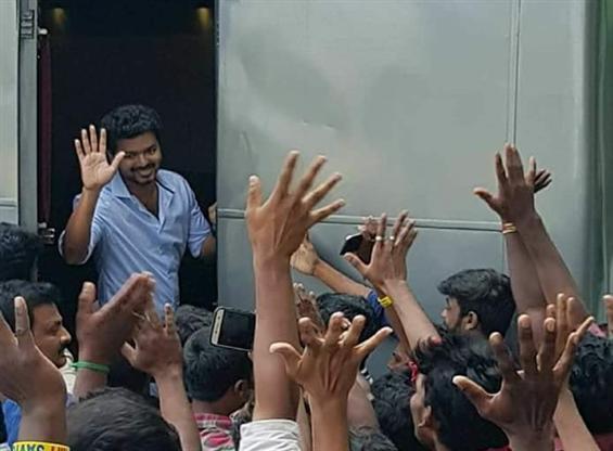 Thalapathy 62: Vijay wraps up Kolkata schedule