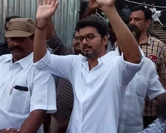 Thalapathy 62: Vijay's film completes 40 percent s...