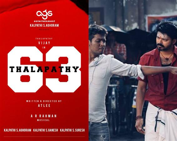 Thalapathy 63 Heroine: Who will be paired opposite...