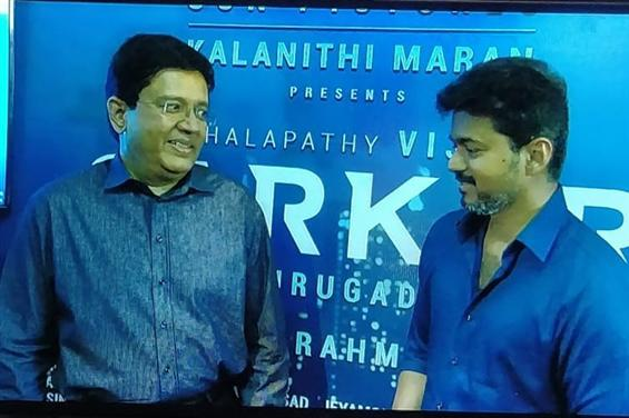 Thalapathy 63 Satellite Rights bagged by Sun TV!