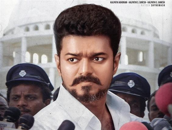Thalapathy 63: Vijay to play CBI officer, A.R. Rah...