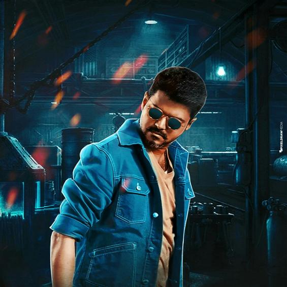 Thalapathy 64: Audio, Satellite and Digital stream...