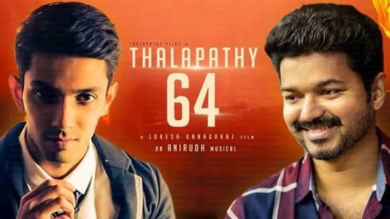 Thalapathy 64 forthcoming schedule plans