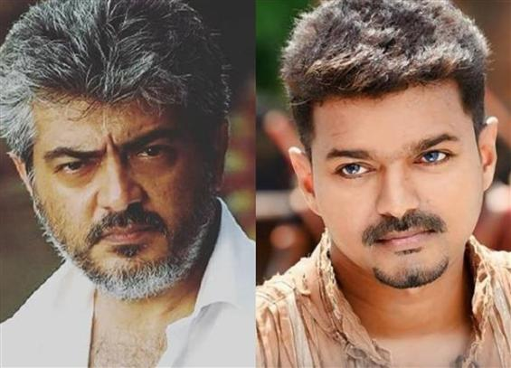 Thalapathy 64 Vs Thala 60: Ajith, Vijay to clash a...