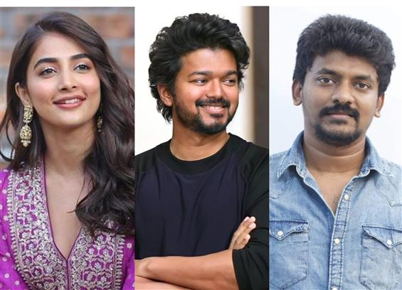 Thalapathy 65 recce in Georgia! Pooja Hedge confir...