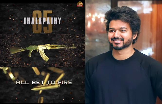 Thalapathy 65 title hinted with 'all set to fire' statement!