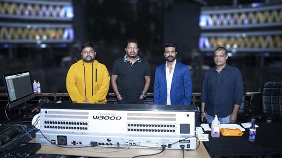 Thaman reunites with director Shankar after Boys, ...
