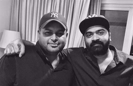Thaman scores for STR's social media re-entry vide...