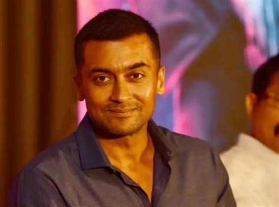 Thanu announces Suriya 40 with Vetrimaaran!