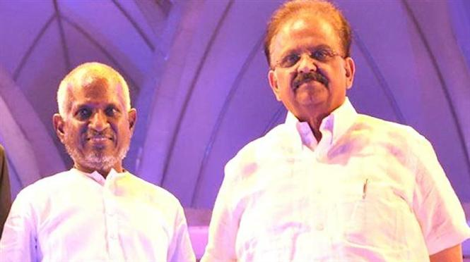 The battle of copyrights between SPB and Ilayaraja