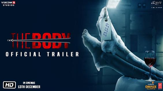 The Body: Jeethu Joseph's movie Trailer!